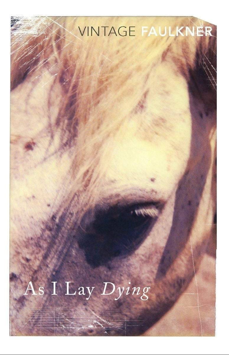 As I Lay Dying - The Reading Nook