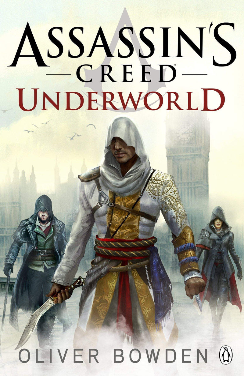 Assassin's Creed: Underworld Paperback / softback