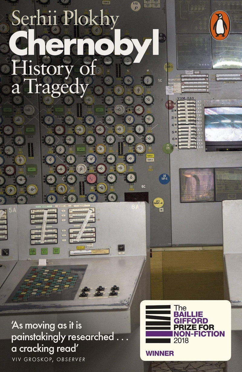 Chernobyl : History of a Tragedy - The Reading Nook