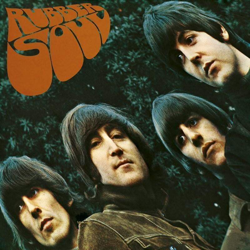 Beatles Rubber Soul Cover Puzzle 289pc - The Reading Nook