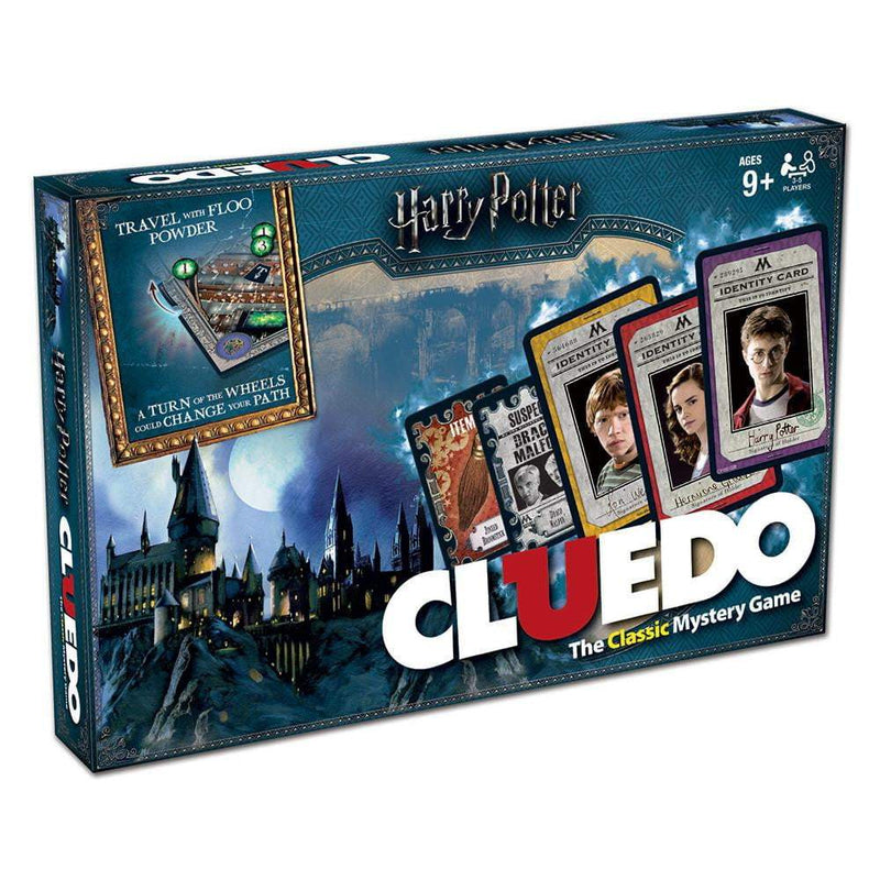 Cluedo: World of Harry Potter Edition Board Game - The Reading Nook