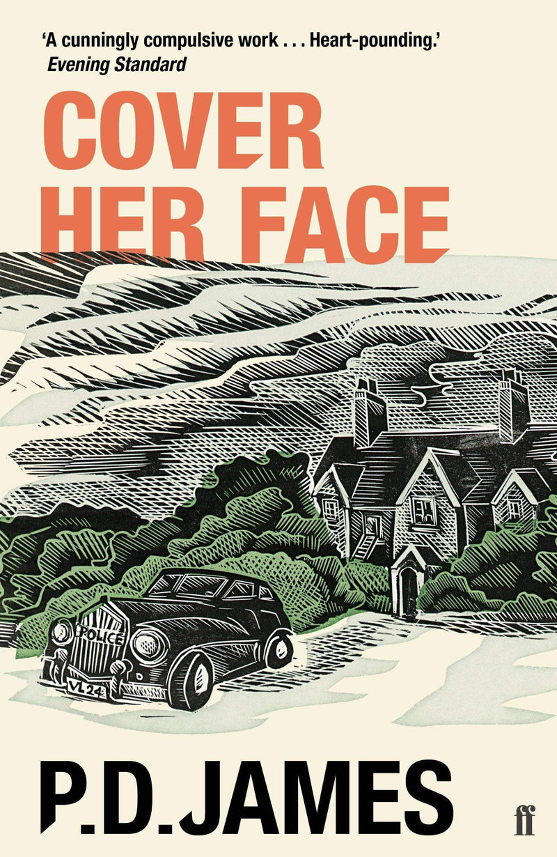 Cover Her Face Paperback / softback