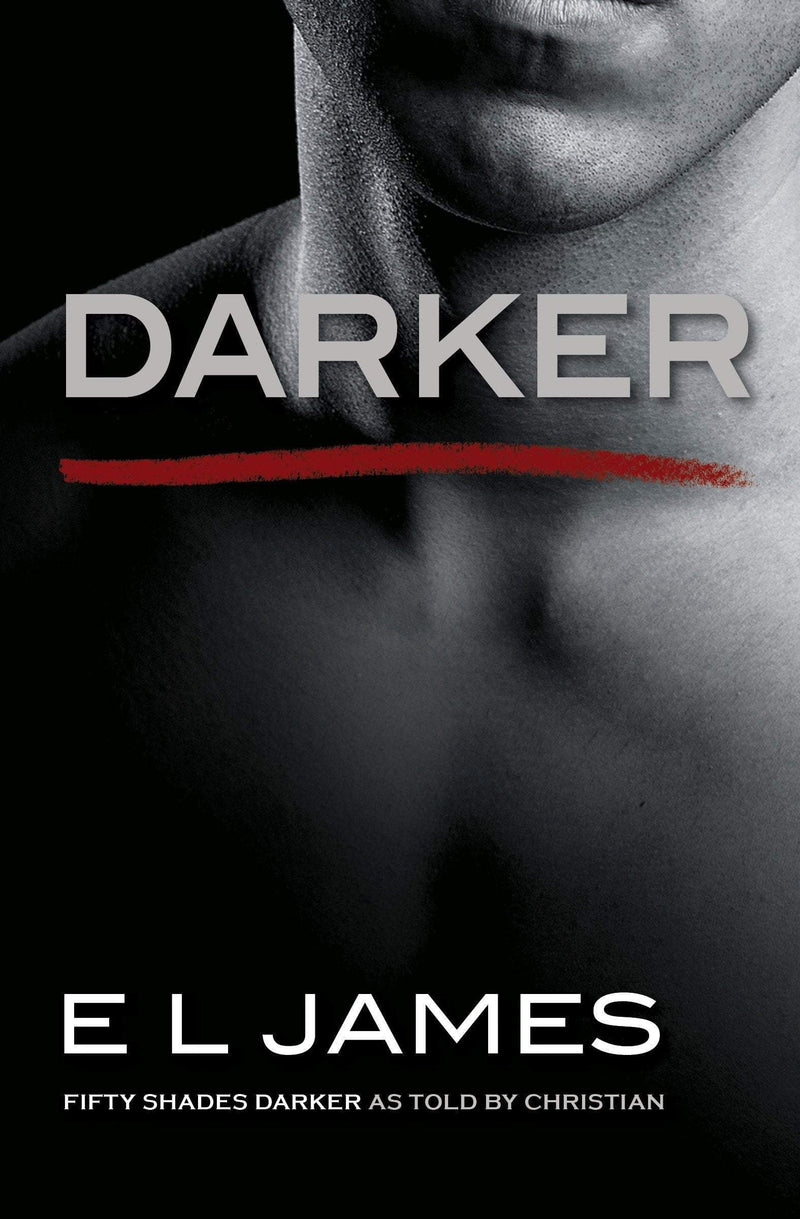 Darker : 'Fifty Shades Darker' as told by Christian - The Reading Nook