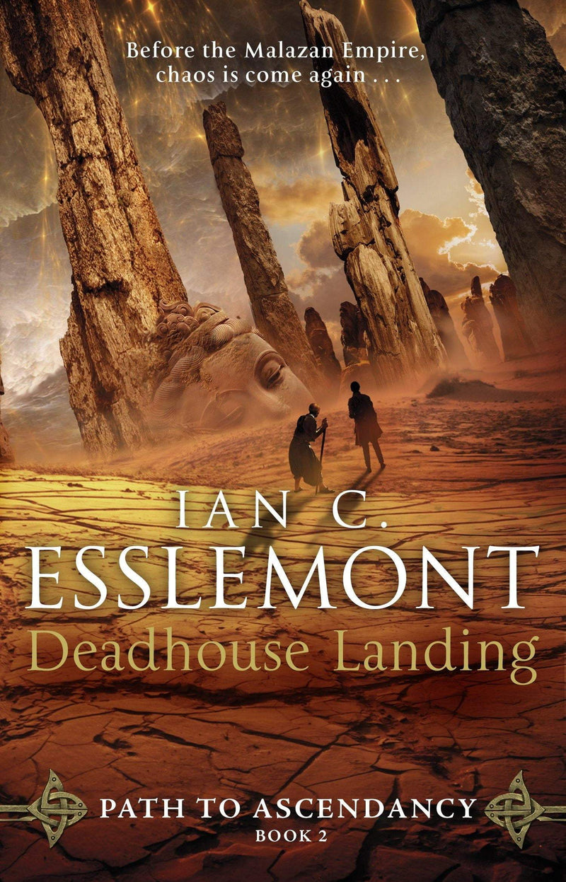 Deadhouse Landing : Path to Ascendancy Book 2 - The Reading Nook