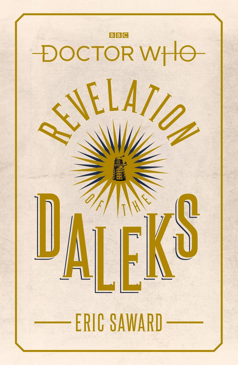 Doctor Who: Revelation of the Daleks (Target Collection) - The Reading Nook