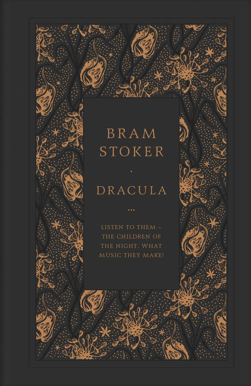 Dracula (Faux Leather Edition) : Design by Coralie Bickford-Smith - The Reading Nook