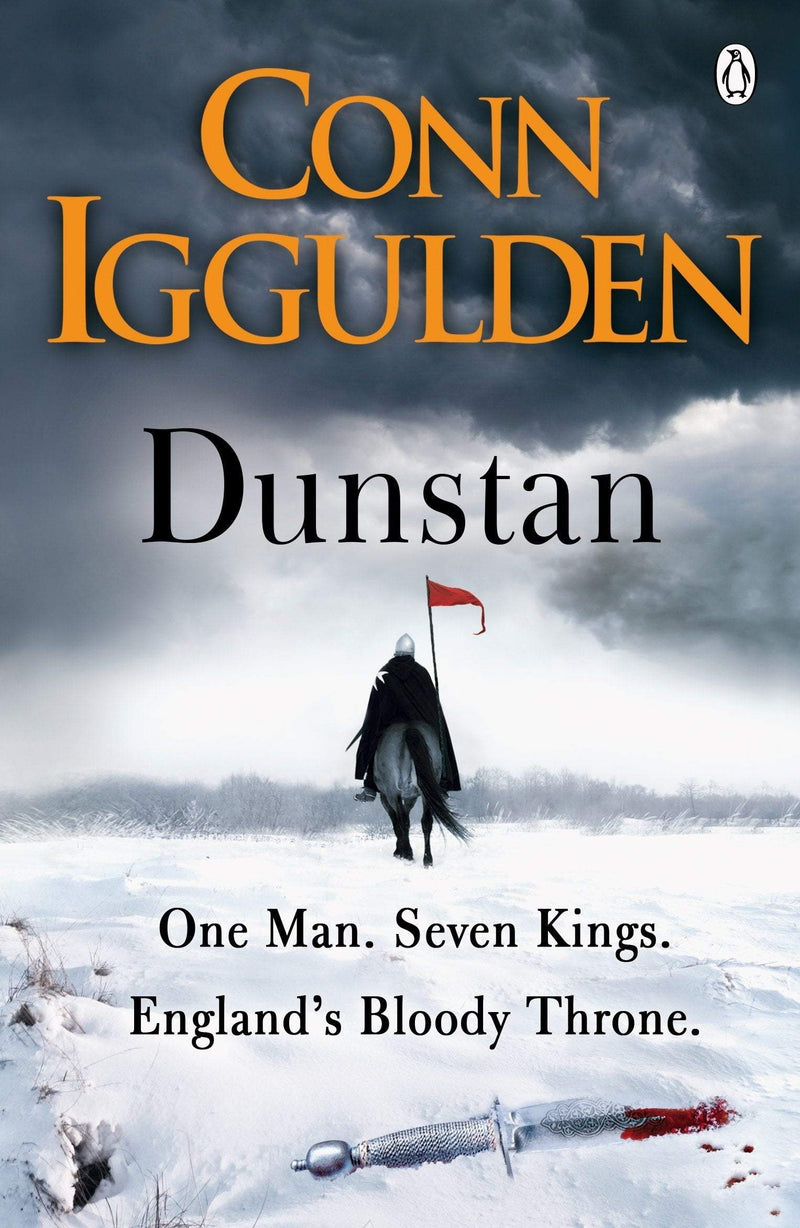 Dunstan : One Man. Seven Kings. England's Bloody Throne. Paperback / softback