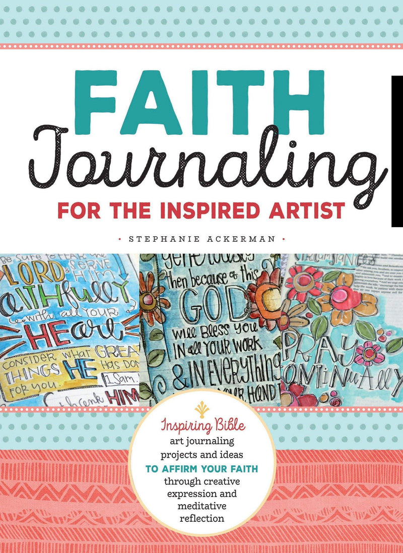 Faith Journaling for the Inspired Artist - The Reading Nook