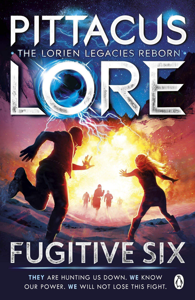Fugitive Six: Lorien Legacies Reborn Book 2 - The Reading Nook