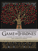 Game of Thrones: A Guide to Westeros and Beyond Hardback