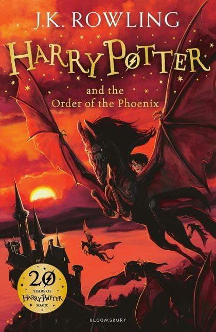 Harry Potter and the Order of the Phoenix - The Reading Nook