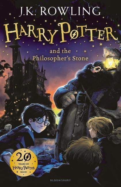 Harry Potter and the Philosopher's Stone Paperback / softback