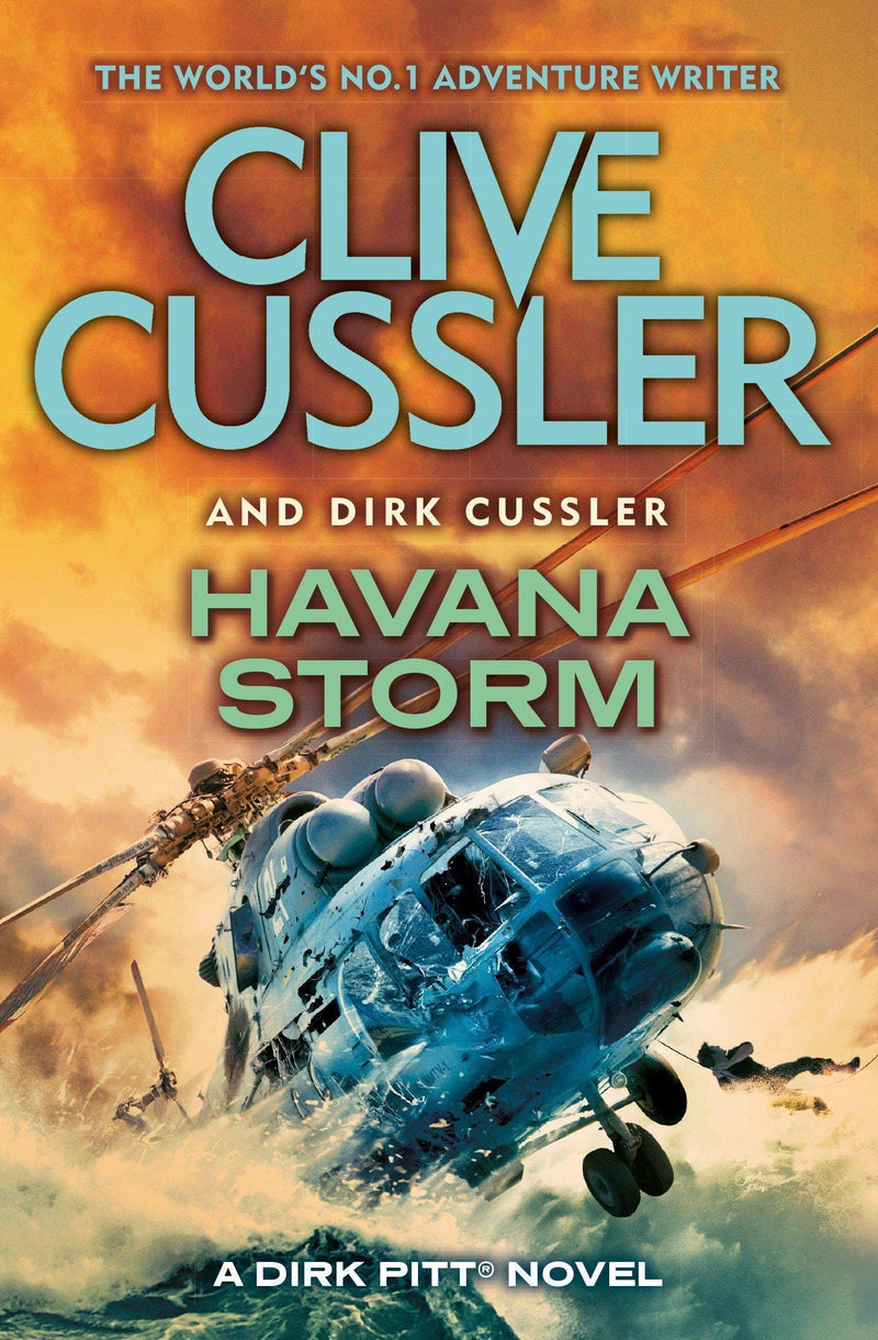 Havana Storm: A Dirk Pitt Novel - The Reading Nook