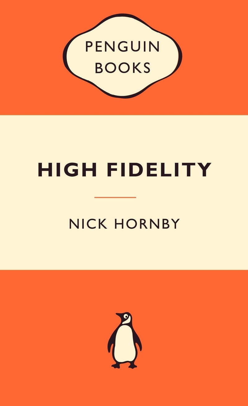 High Fidelity: Popular Penguins - The Reading Nook