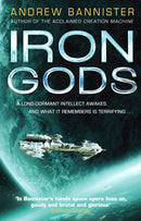 Iron Gods : (The Spin Trilogy 2) - The Reading Nook