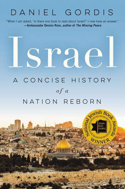 Israel: A Concise History of a Nation Reborn - The Reading Nook