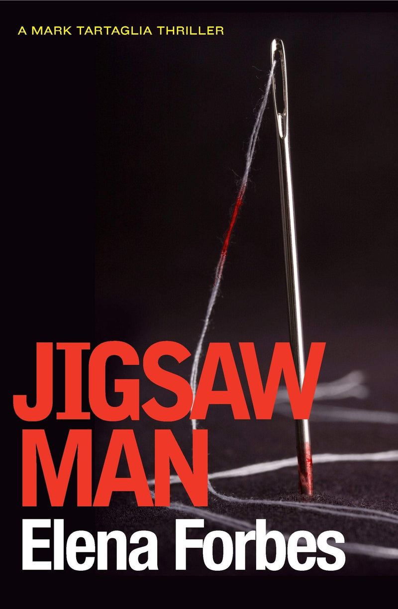 Jigsaw Man: A Mark Tartaglia Thriller - The Reading Nook