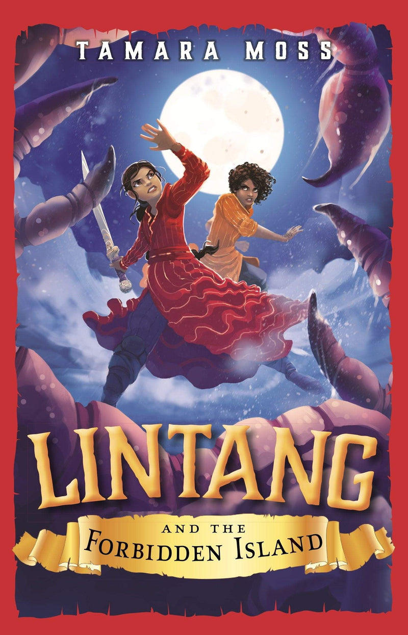 Lintang and the Forbidden Island - The Reading Nook