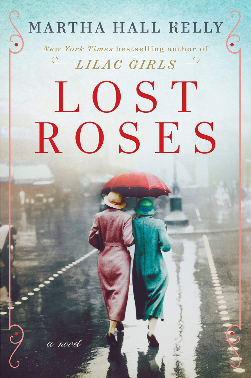 Lost Roses - The Reading Nook