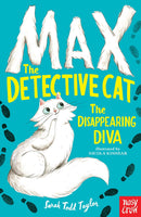 Max the Detective Cat: The Disappearing Diva - The Reading Nook