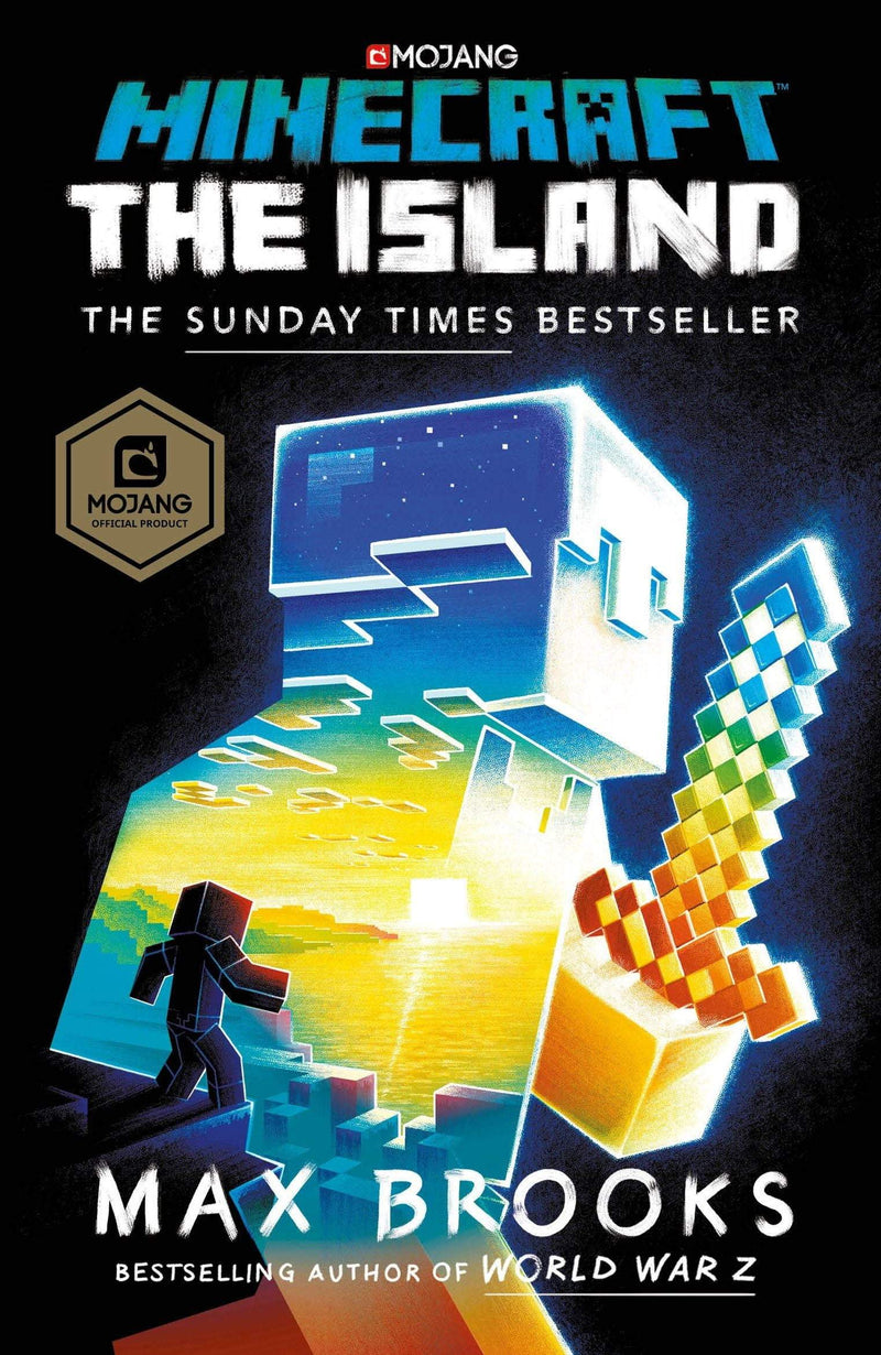 Minecraft: The Island : An Official Minecraft Novel - The Reading Nook