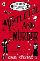 Mistletoe And Murder - The Reading Nook