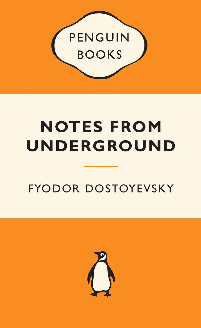 Notes from Underground: Popular Penguins - The Reading Nook