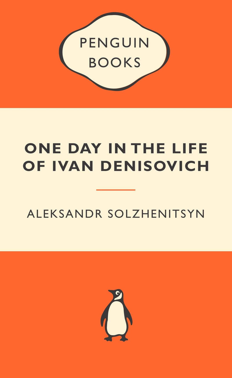 One Day in the Life of Ivan Denisovich: Popular Penguins - The Reading Nook