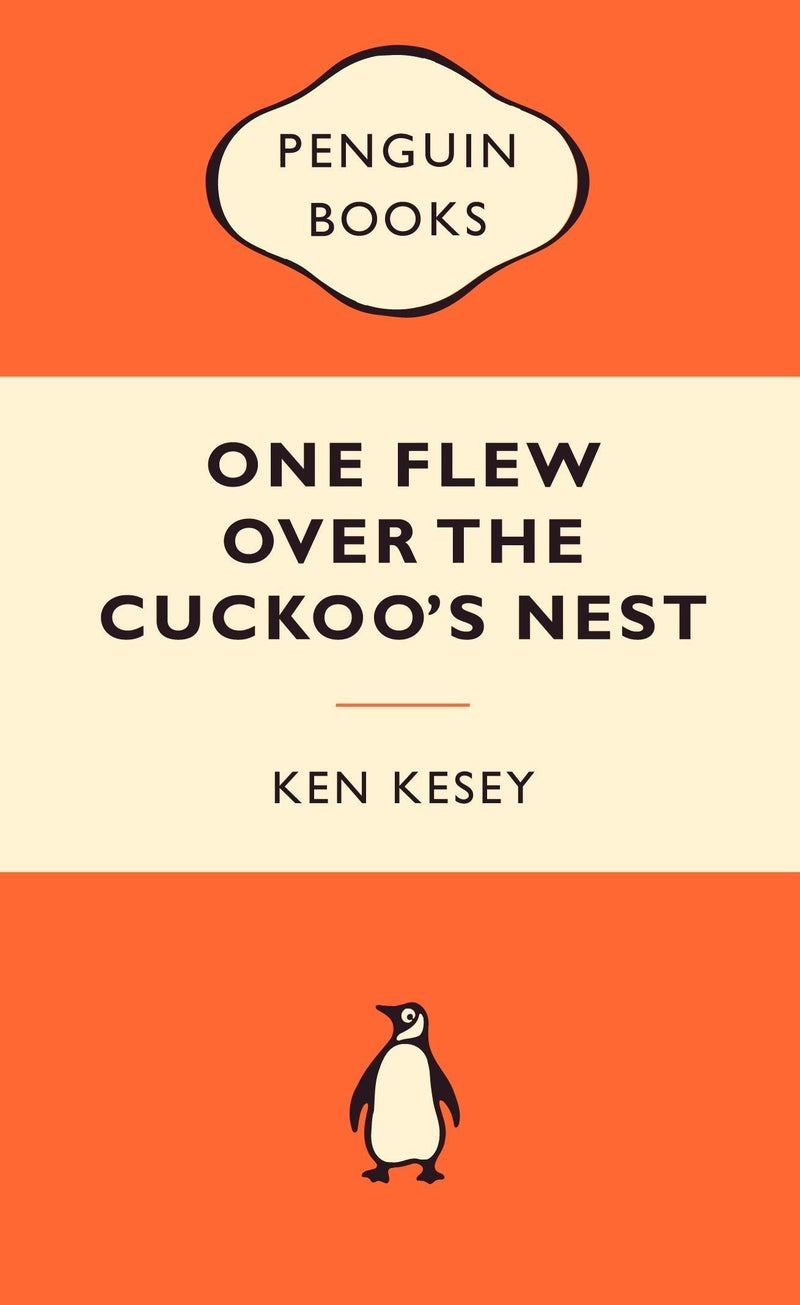 One Flew Over the Cuckoo's Nest: Popular Penguins - The Reading Nook