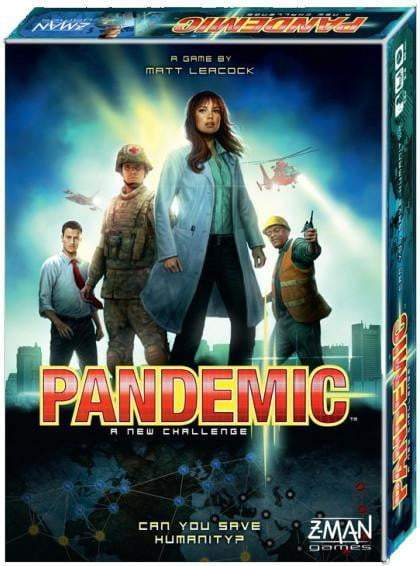 Pandemic Board Game - The Reading Nook