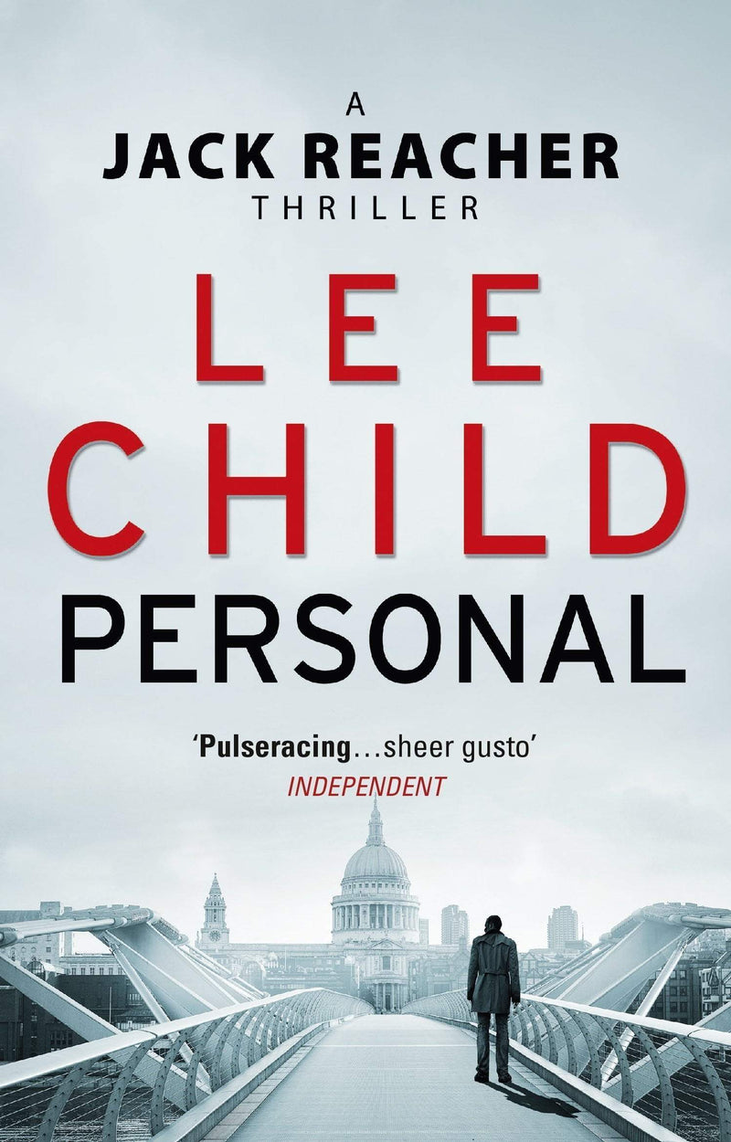 Personal : (Jack Reacher 19) - The Reading Nook