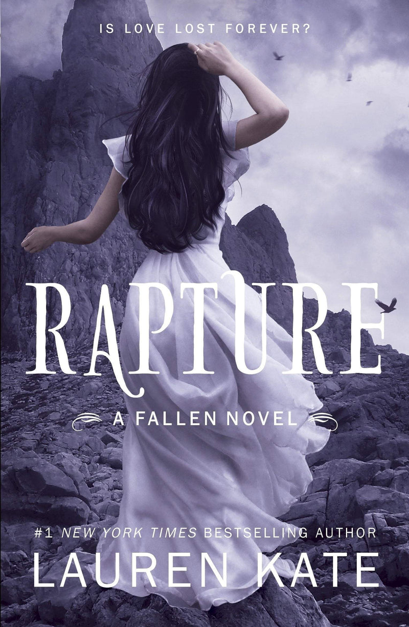 Rapture : Book 4 of the Fallen Series Paperback / softback