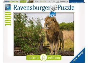 Ravensburger - King of the Lions Puzzle 1000pc - The Reading Nook