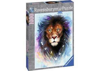 Ravensburger - Majestic Lion Puzzle 1000pc - The Reading Nook