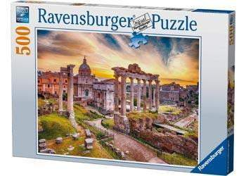Ravensburger - Rome At Dusk Puzzle 500pc - The Reading Nook