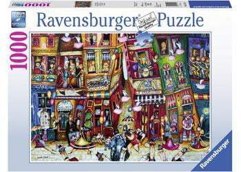 Ravensburger - When Pigs Fly Puzzle 1000pc - The Reading Nook