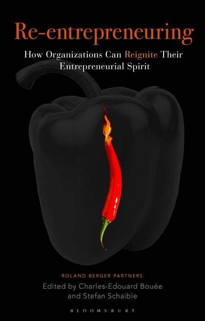 Re:Entrepreneuring : How Organizations Can Reignite Their Entrepreneurial Spirit - The Reading Nook