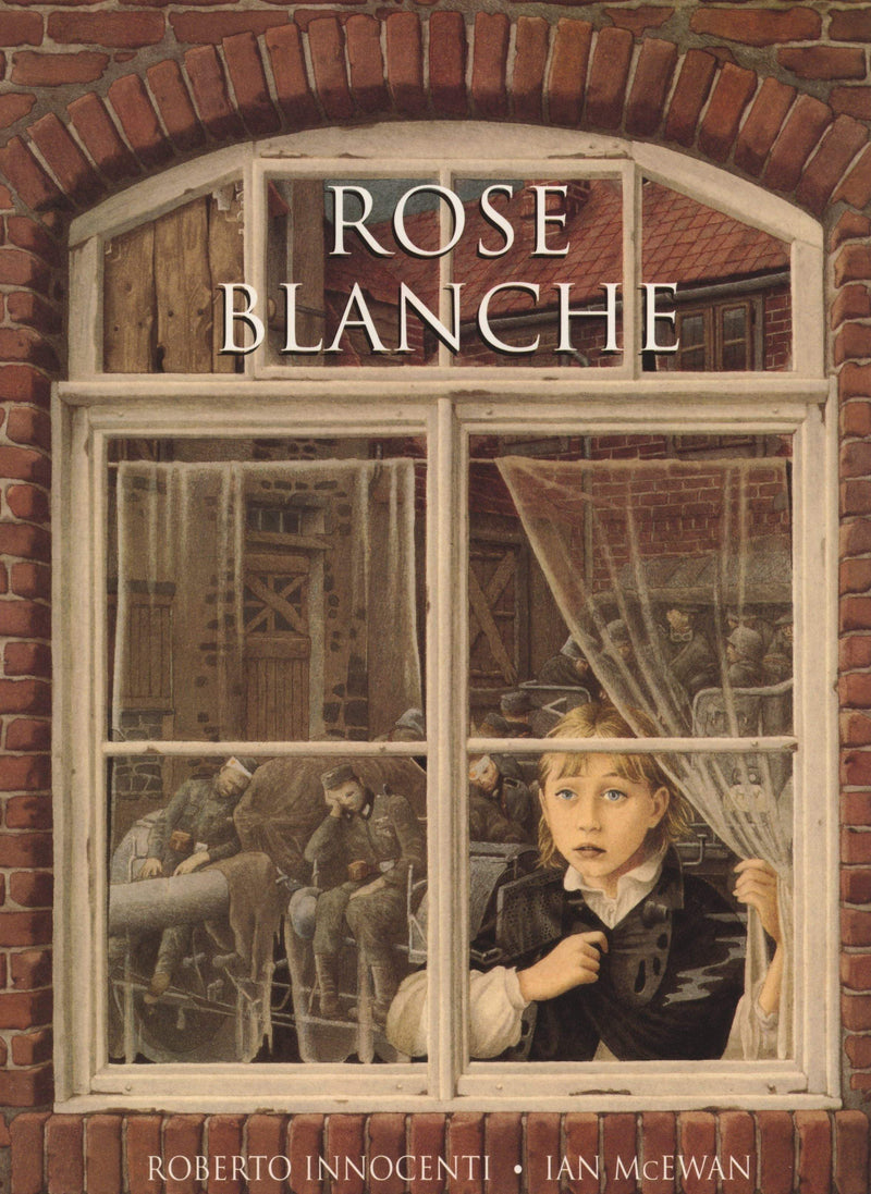 Rose Blanche - The Reading Nook