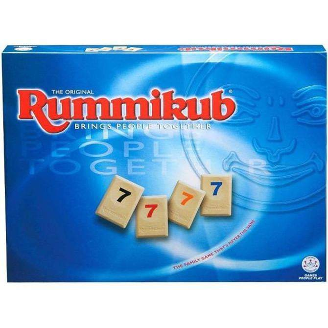 Rummikub Original Tile Game Board Game