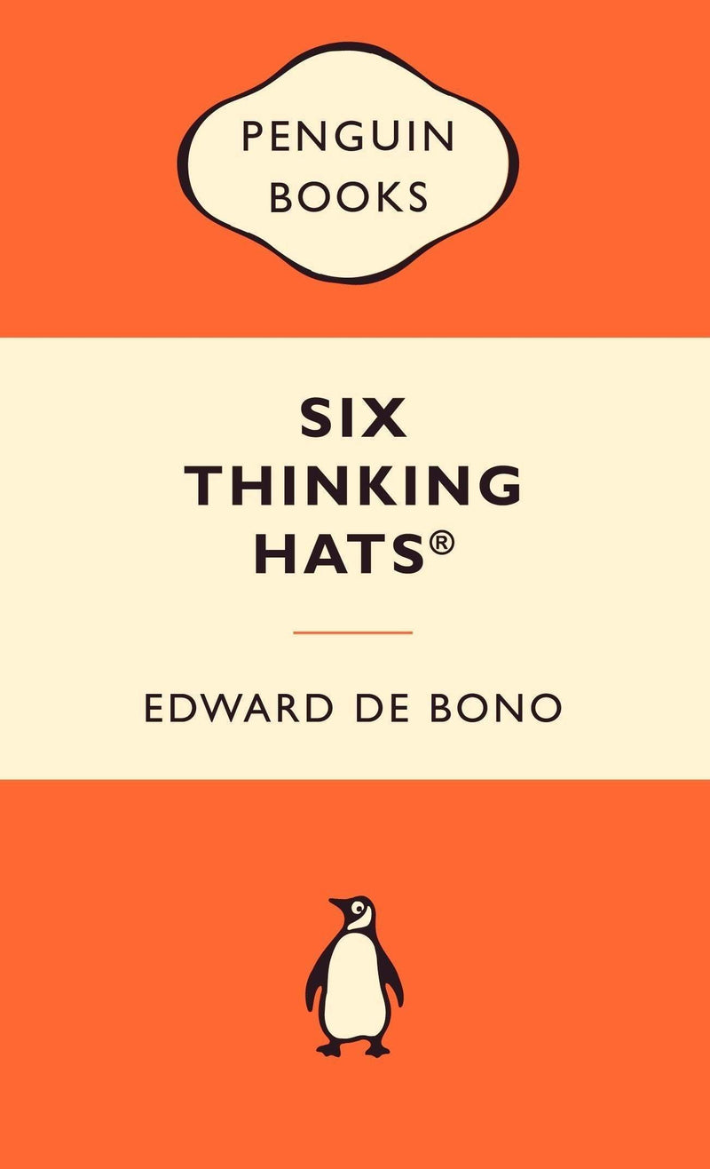 Six Thinking Hats: Popular Penguins - The Reading Nook