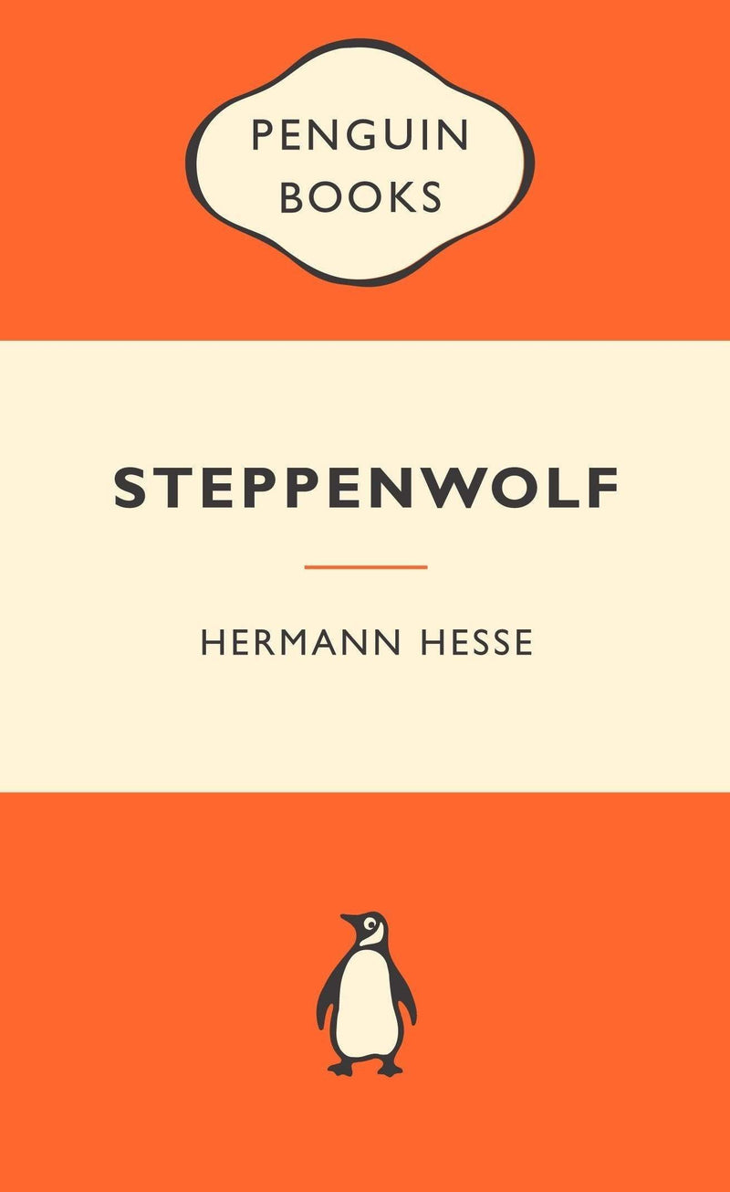 Steppenwolf: Popular Penguins - The Reading Nook