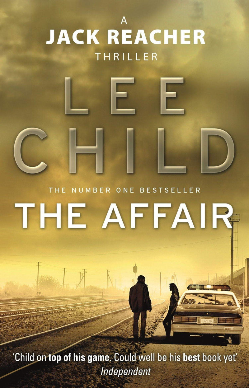 The Affair : (Jack Reacher 16) - The Reading Nook