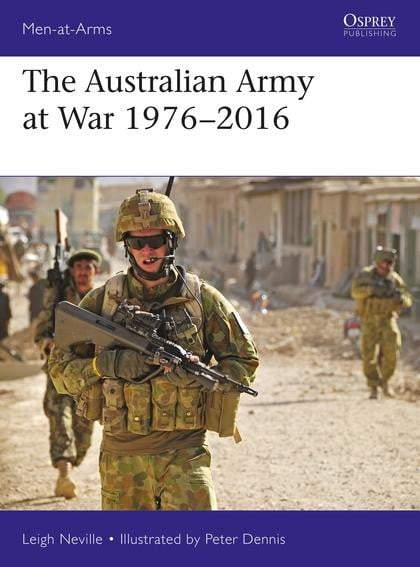 The Australian Army at War 1976-2016 - The Reading Nook