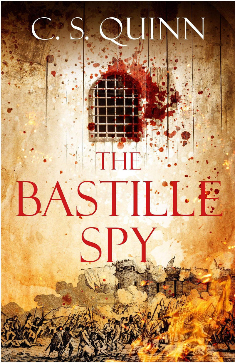 The Bastille Spy (Revolution Spy 1) Paperback / softback