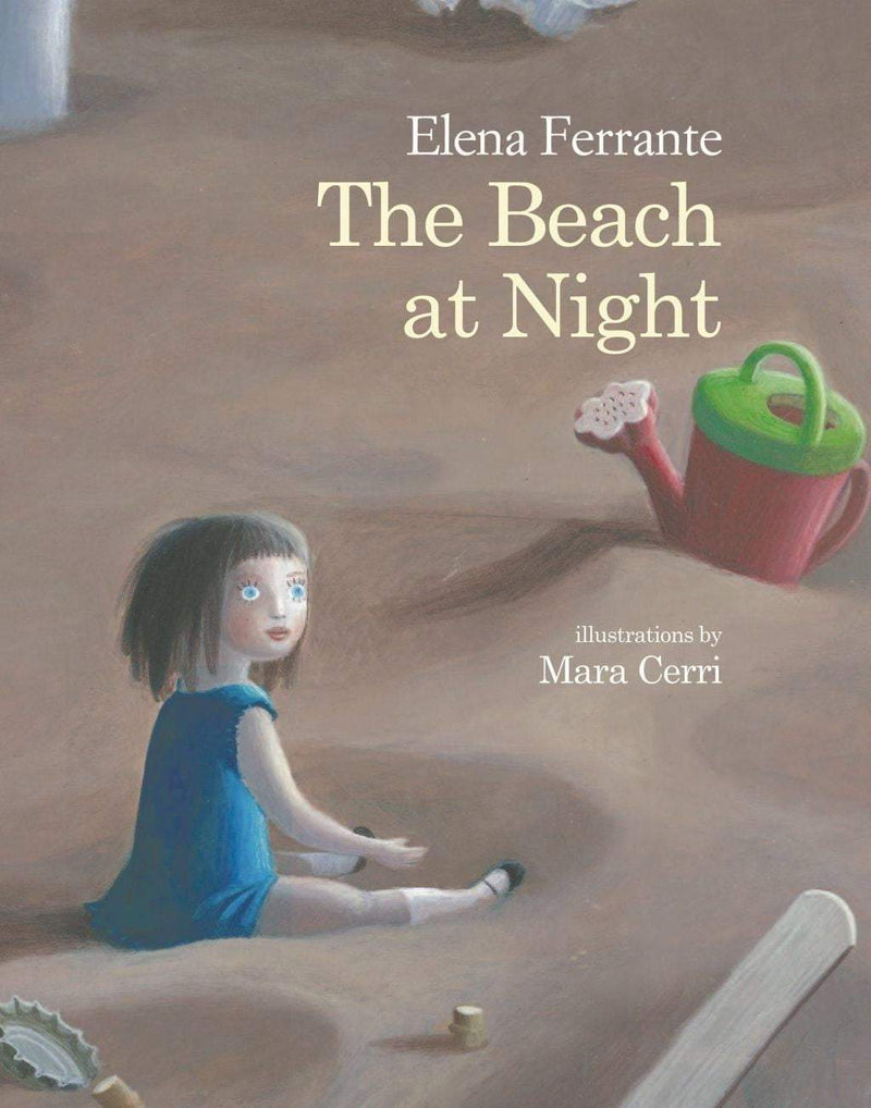 The Beach at Night Paperback / softback