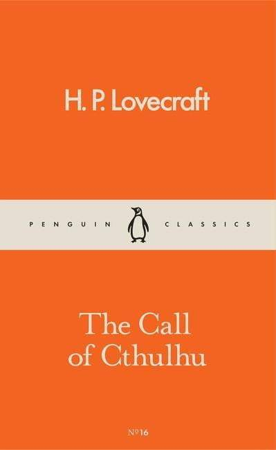 The Call Of Cthulhu : Penguin Pocket Classics - The Reading Nook