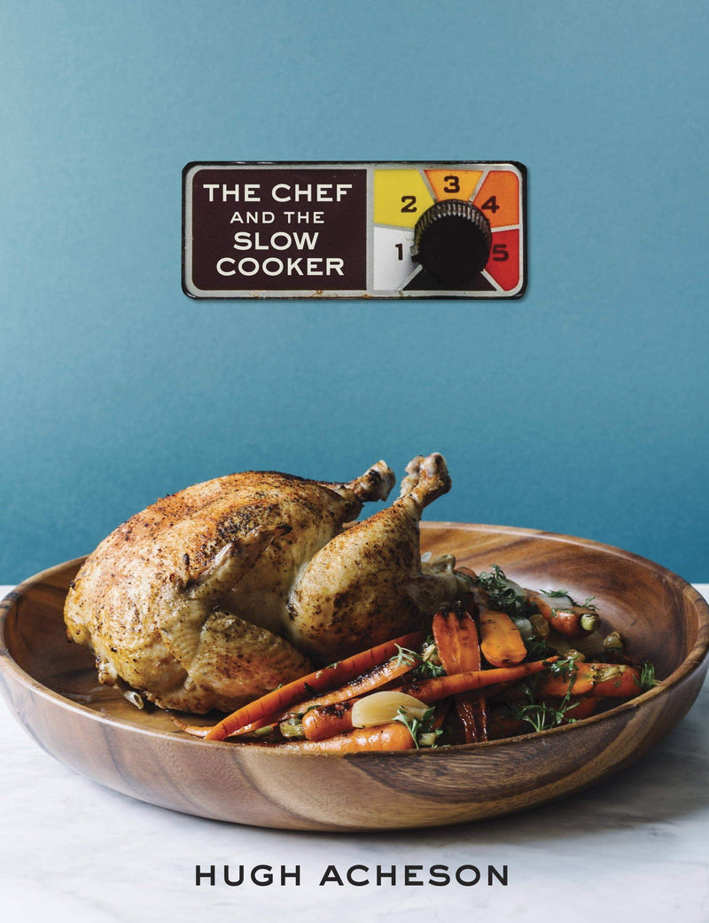 The Chef And The Slow Cooker - The Reading Nook