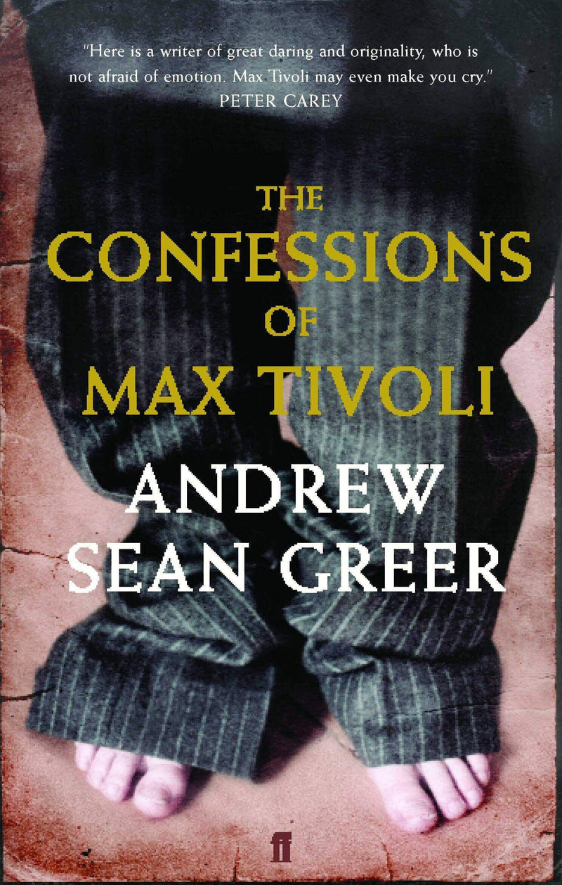 The Confessions of Max Tivoli - The Reading Nook