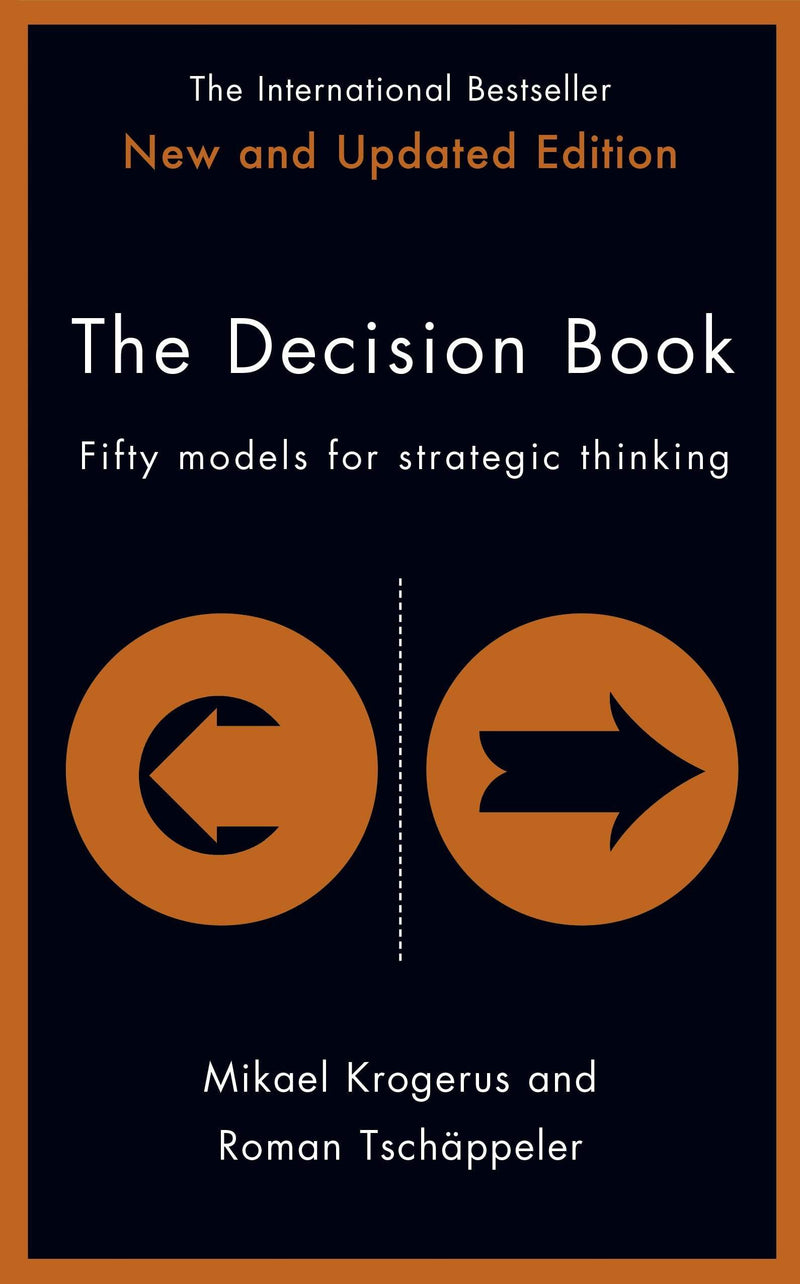 The Decision Book : Fifty Models for Strategic Thinking (New Edition) - The Reading Nook