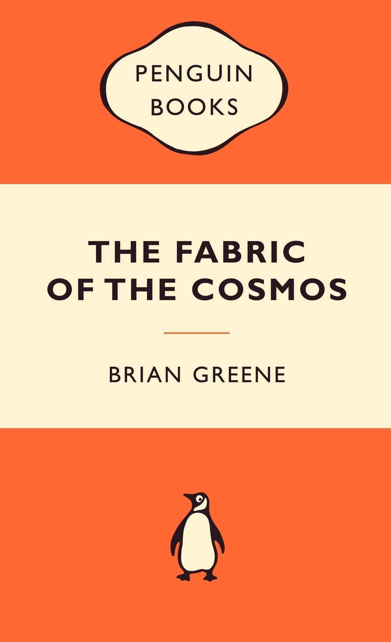 The Fabric of the Cosmos: Popular Penguins Paperback / softback